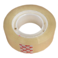 "TAPE 0.5"" X 25 YDS TRANSPARENTE CENTRO 1"""