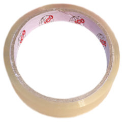 "TAPE 05"" X 40 YDS TRANSPARENTE CENTRO 3"""